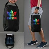 tas sepatu bola / futsal adidas rainbow grade ori