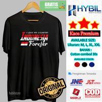 Kaos Cowok Distro Baju Pria tshirt keren Bahan Combed 30s Adem Premium