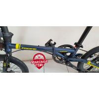 Sepeda Lipat 16 Inch Pacific Kodiak E Free Tas (Folding Bike)