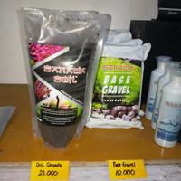 soil sanada 1kg substrat tanah aquascap