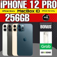 Apple iPhone 12 PRO 256 GB 256GB Graphite Gray Gold Blue Resmi iBox