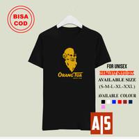 Baju Kaos Distro OrangTua Tshirt Pria Atasan Pria