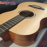 Gitar Guitar Akustik Elektrik Tanglewood TWR2 PE TWR2PE Bonus Tas