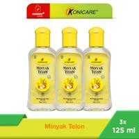 Konicare Minyak Telon 125 ml Paket 3 botol
