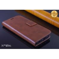 Sarung Kulit Leather Case FS Bluemoon Nokia X5/ 5.1+ X6 6 7 3 3.1 Plus