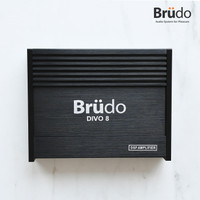 BRUDO DIVO 8 - PROCESSOR 8 CH BUILT-IN POWER
