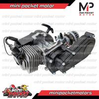 Mesin Motor Mini Trail, Mesin Mini ATV 50cc Mesin ZK 44mm 2T Pullstart