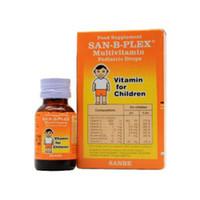 San B Plex Drop 15 ml multivitamin bayi