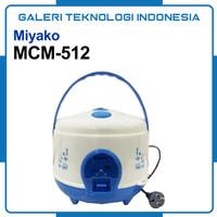 Rice cooker MIYAKO MCM 512C 3IN1