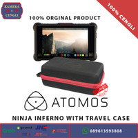 ATOMOS Ninja Inferno With Travel Case Original