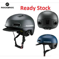 Helm Sepeda ROCKBROS New Modern Style Adjustable Sunscreen Helmet WT09