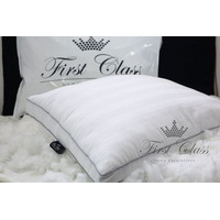 FirstClass Box Microfiber Pillow (Down Alternatif/Bulu Angsa Sintetis)