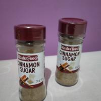masterfoods cinnamon sugar 55gr