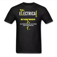 KAOS ELECTRICAL ENGINEER SIZE S M L XL XXL