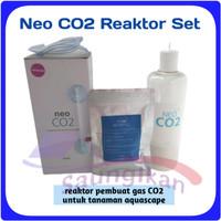 AQUARIO NEO CO2 PREMIUM REAKTOR KIT CO 2 Aquascape Siap Pakai