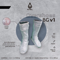 Rainsol Overshoes / Jas Hujan Sepatu / Rainsol Cover Shoes -