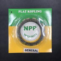 Plat Kampas Kopling NPP Jupiter Z Vega R New Crypton