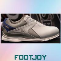 SEPATU GOLF PRIA FOOTJOY Pro SL WHITE BLUE ORIGINAL