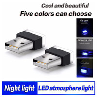 LED Mini Lights USB Sockets for Interior Car, Power Bank, Notebook