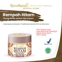 ORIGINAL Rempah Hitam Whitening Herbal Day Cream Roro Mendut