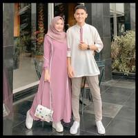 FARZANA COUPLE Baju Pasangan Muslim Wanita Dan Pria Terbaru 2020