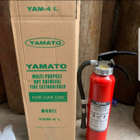 APAR YAMATO YM 4L 2 Kg (ABC Dry Powder) 2kg Tabung Pemadam Api YM-4L