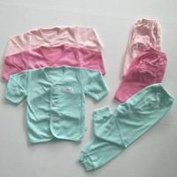 Baju Anak Bayi Little Q Polos Pakaian Baby SNI Pakaian Baby