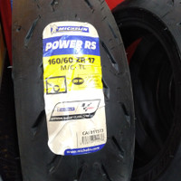 ban motor sport Michellin Power RS ukuran 160/60-17 ring 17