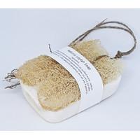 Natural Loofah Soap / Soap Scrub - Republic of Soap