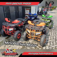ATV 125cc 4Tak King Roads, Jeep, Hunter, Sport, Commander Mesin Motor