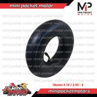 Ban Dalam Motor Mini ATV Ring 4 - 4.10 / 4 - 3.50