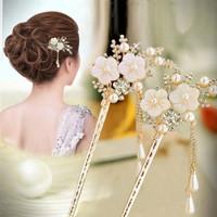 Tusuk konde Tusuk Sanggul Hiasan Aksesoris Rambut Hair pin Bunga H16