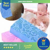 Baby Bath Shower/ Spons Mandi Lembut / Sponge Mandi Anti Daki PREMIUM