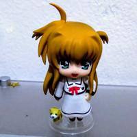 nendroid petite magical girl lyrical anime