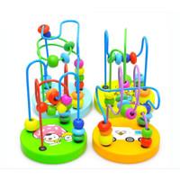 Mainan Mini Round Beads / Alur Kawat / Wire Game