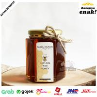 Madu Hutan Asli Alami Murni / Premium Forest Raw Honey 250ml