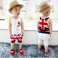 Setelan anak laki England/setelan celana singlet/fashion anak laki/new