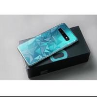 Samsung S7/ S8/ S9/ S10/ S9+ Back Diamond Skin Garskin 3D Anti Gores
