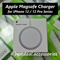 Apple Magsafe Charger for iPhone 12 Pro Max Series Original Pack