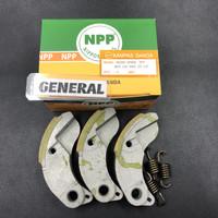Kampas Ganda Mio 125 M3 2PH NPP Kopling Otomatis Weight Clutch