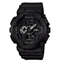 Jam Tangan Wanita Casio Baby-G Digital Analog Black Dial BA-110BC-1ADR
