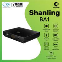 Shanling BA1 ES9218P DAC Hi-Fi Desktop Bluetooth 5.0 Reciever