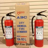 APAR YAMATO YA 10L 3.5 Kg (ABC Dry Powder) Tabung Pemadam Api YA-10L