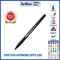 ARTLINE Spidol Writing Supreme Fine Pen EPFS-200 PART 1