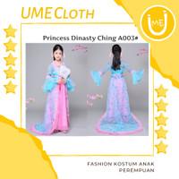 Fashion Princess Anak Perempuan Dress Karakter Dinasty Kerajaan Ching2