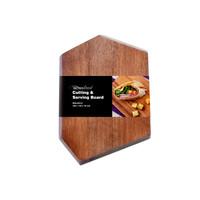 Rinjani Wooden Cutting Board / Alat Saji / Talenan Kayu Unik