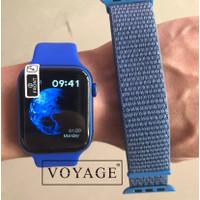 Smartwatch IWO 14 I8 PRO Series 6 WATERPROOF blue jam apple SE 13 44mm