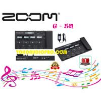 zoom g5n g-5n g 5 n multi effect processor efek gitar multi
