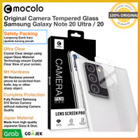 Mocolo Anti Gores Tempered Glass Kamera Samsung Note 20 Ultra / 20