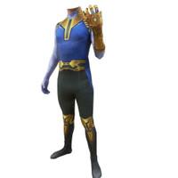 Baju Kostum Anak Superhero Avenger Thanos End Game CS44
